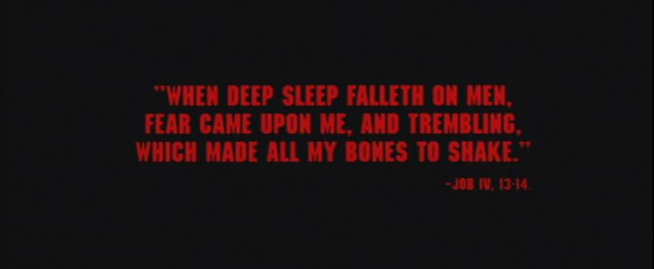 Nightmare On Elm St Quotes: A Nightmare On Elm Street 4 The Dream Master