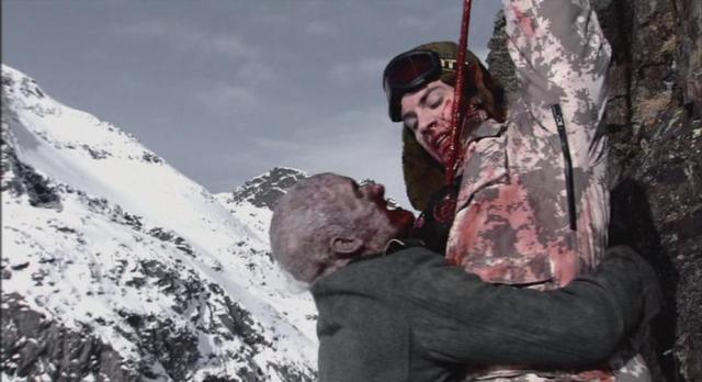 """You've got guts, Oscar."""